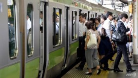 Japan launches 'telework' campaign to ease Tokyo 2020 congestion