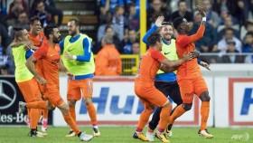 Balotelli on target, sluggish Celtic held in Europe