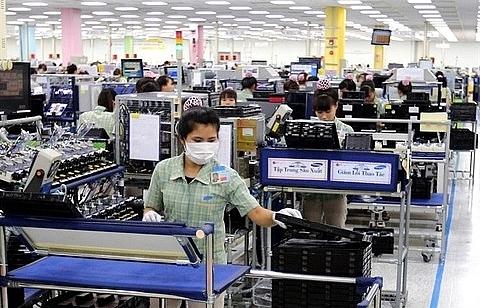 thai nguyen to be industry hub