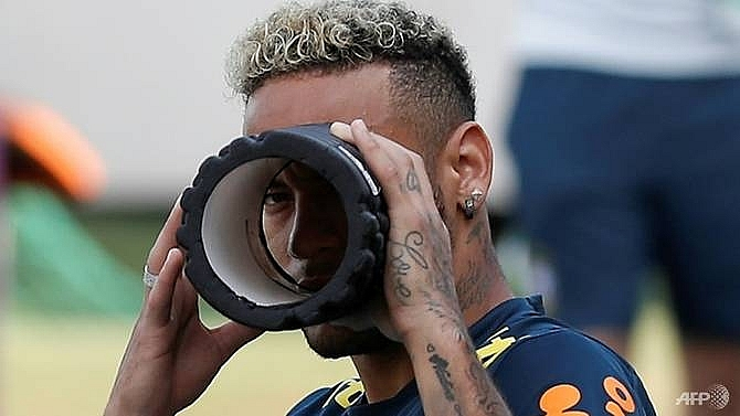 world cup neymar primed for clash against mexico says tite