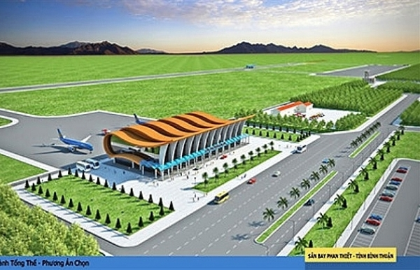 govt urges speedy approval of new plan for phan thiet airport