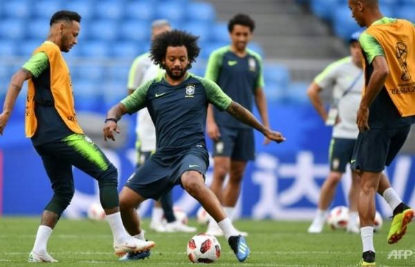 neymars brazil belgium target world cup quarter final spot