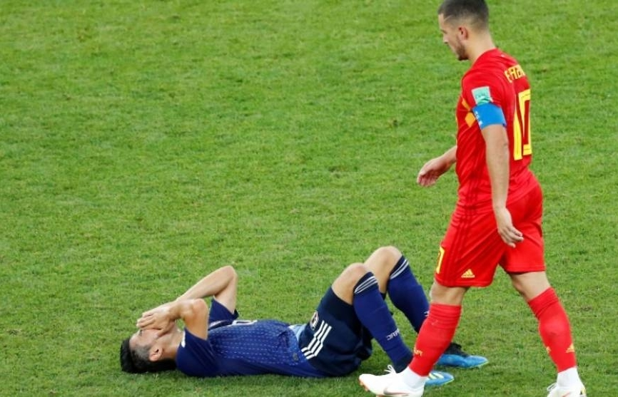 world cup japan fall short to exit in cruellest fashion