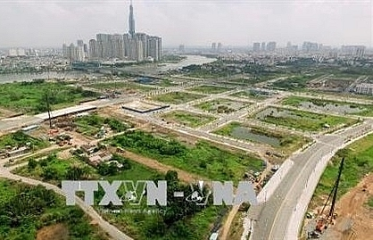 hcm city to auction thu thiem land plots one by one
