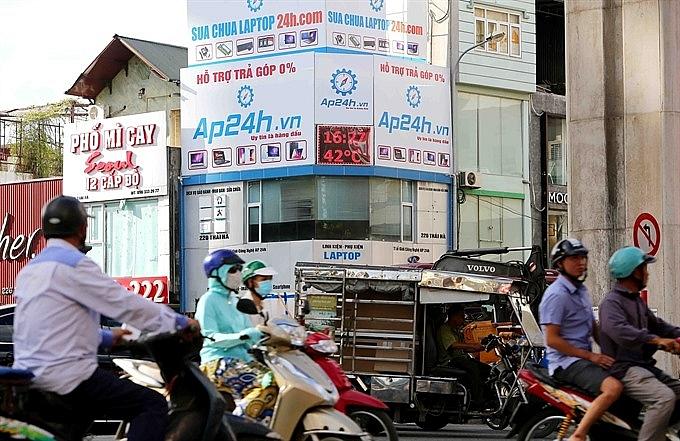 heatwave wreaks havoc across vietnam