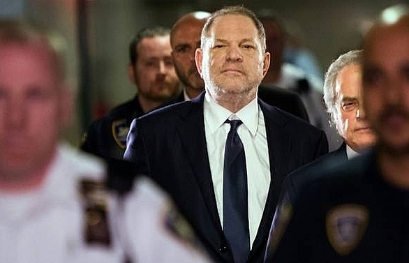 weinstein indicted for sex crimes against third woman