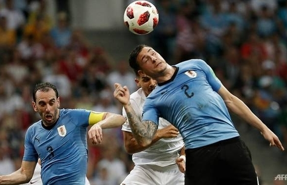 world cup uruguays immoveable defence ready for frances unstoppable mbappe