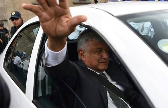 mexico president elect says will invite trump to inauguration