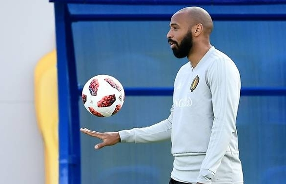 world cup france eye world cup final but belgium have henry factor