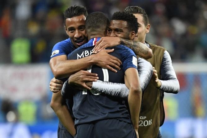 world cup umtitis header sends france into final