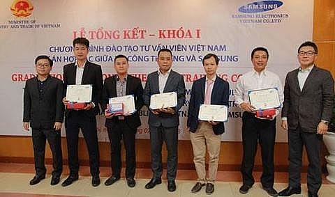 samsung vietnam aims to increase local tier 1 vendors