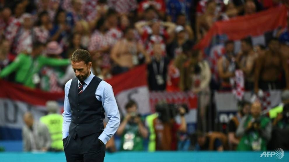 world cup we left everything out there says england manager southgate