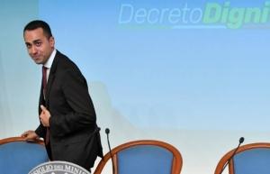 italys di maio says parliamentary majority will reject eu canada trade deal