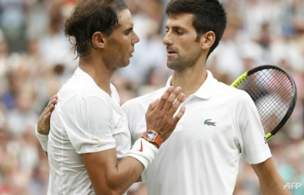 epic djokovic stuns nadal to reach wimbledon final