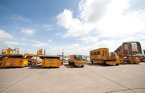 sai gon ground services leaves upcom
