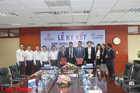 First Solar Power Purchase Contract Signed