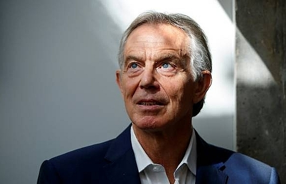 tony blair calls for second vote to fix brexit mess