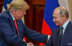 trumps overtures to putin stir opposition at home