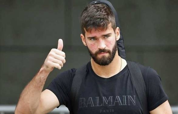 liverpool close in on record 75m deal for goalkeeper alisson