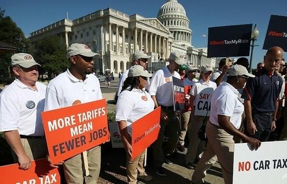 auto industry pleads against new trump tariffs