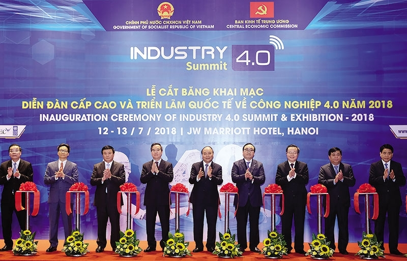 industry 40 made a top level priority