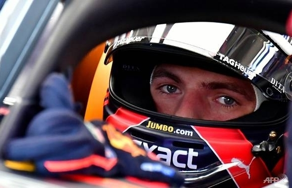 verstappen targets pole after german gp lap record
