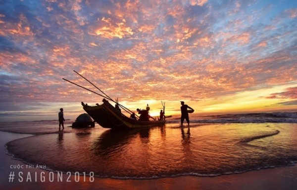 vietnams sublime beauty on show in photo contest
