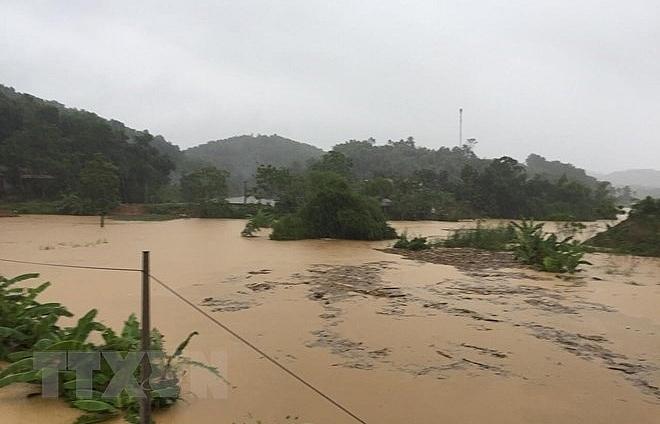 yen bai at least 10 found dead in floods