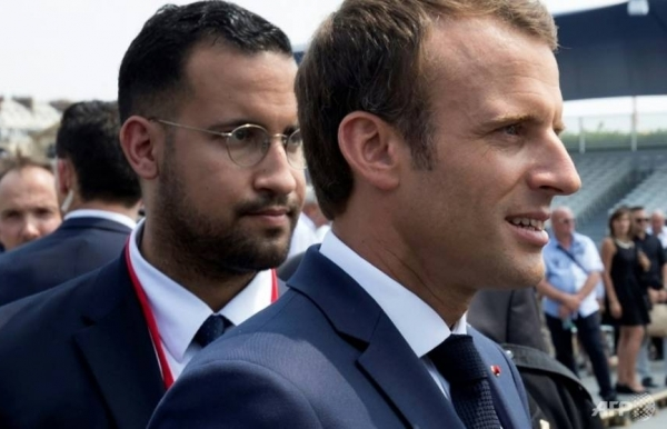 macron security aide scandal deepens with minister under fire