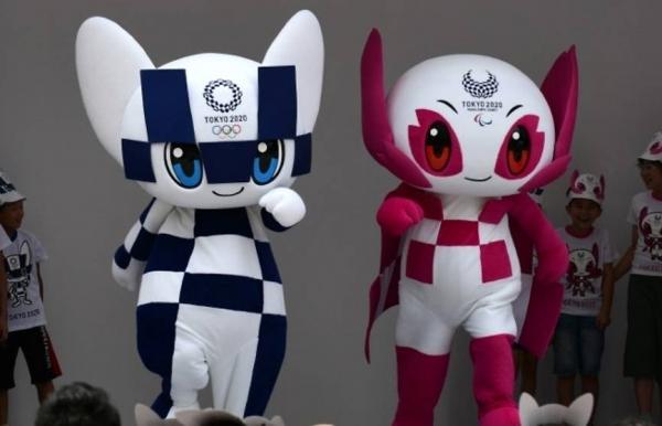 tokyo 2020 mascots make official debut