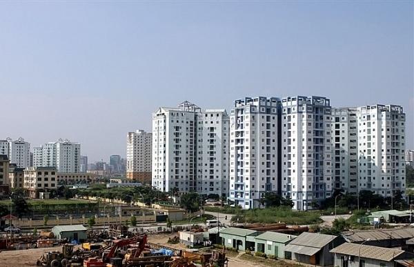 buildings lie empty amid house shortage