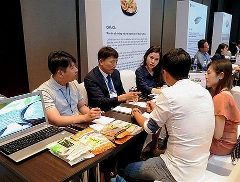 korea seafood firms eye vietnam partners