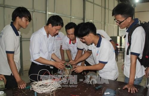 people displaced by dong nai airport to get vocational training jobs