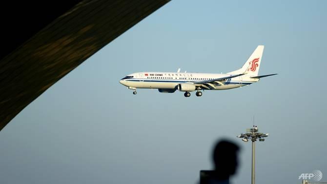air china flight from paris turns back over false terror alarm