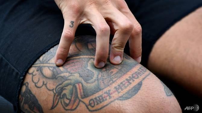 race ace ricciardo talks tattoos