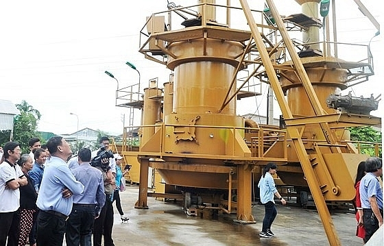 ho chi minh city encourages environment projects