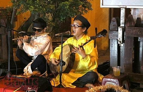 music performances liven up hanois old quarter