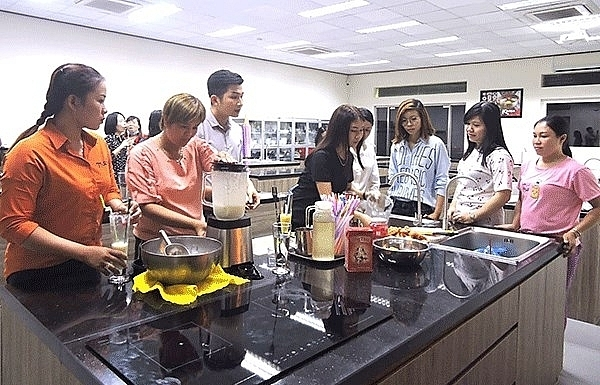 assistance offered to vietnamese women married to koreans