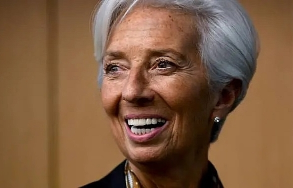 imfs lagarde nominated to lead european central bank