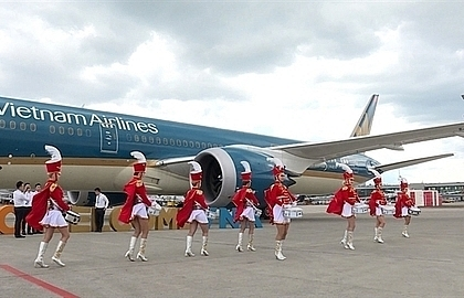 vietnam airlines starts operations in russias sheremetyevo airport