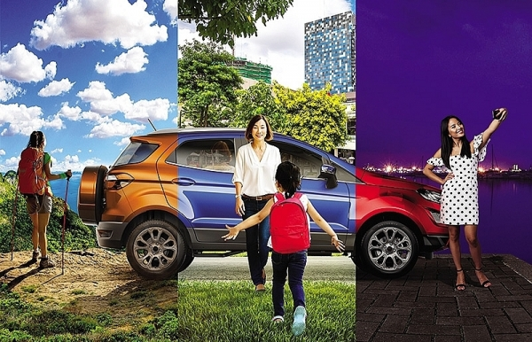 versatile ford ecosport puts fun in functional