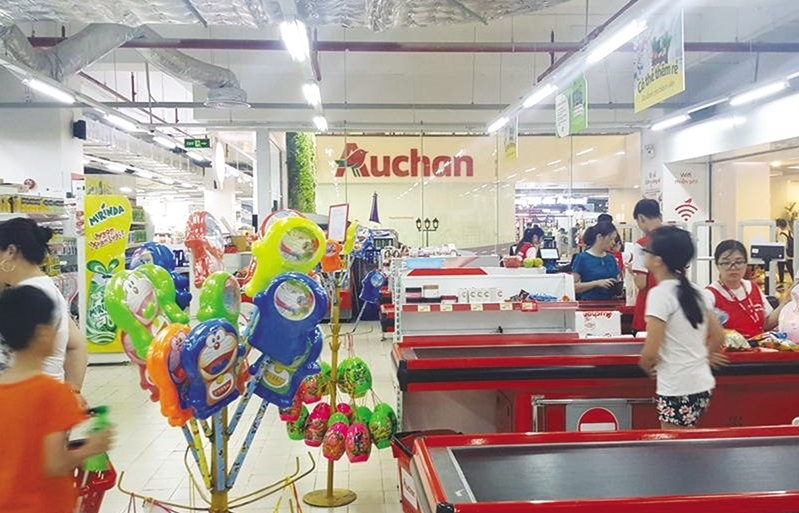 saigon coop gets hands on auchan