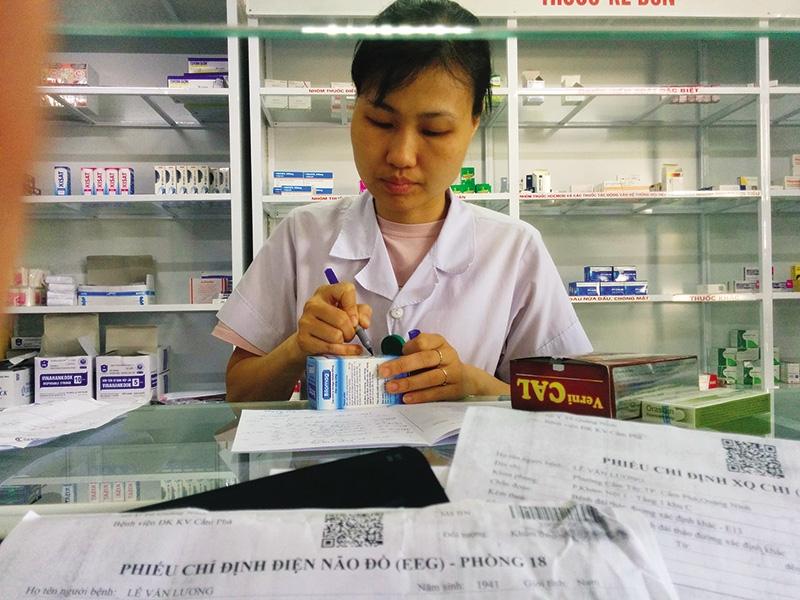 showing up on pharma radar