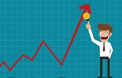vn stocks extend gains in morning session