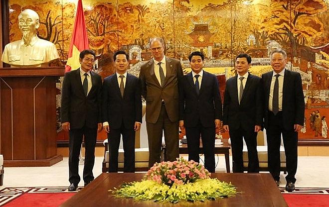 hanoi germany eye stronger cooperation