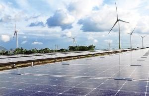 greener outlook in energy funding