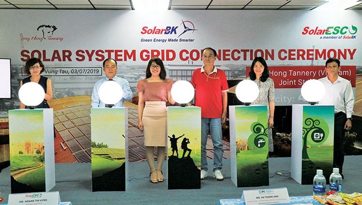 solarbk goes green via new initiatives