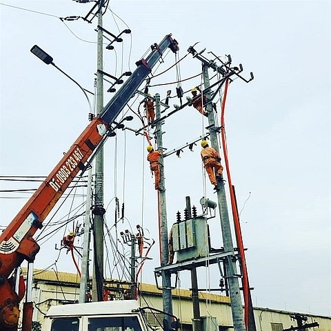 korean firms to expand investment in electricity in vietnam