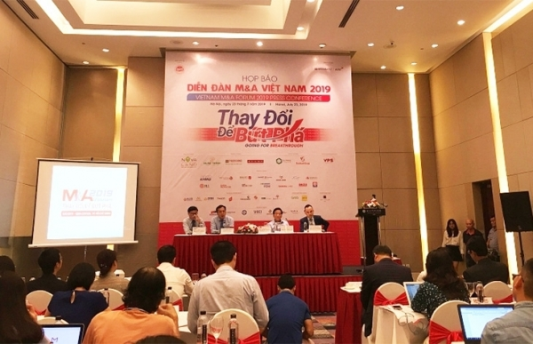500 representatives to join vietnam ma forum 2019