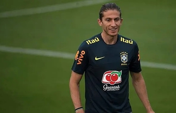 after atletico filipe luis joins brazils flamengo